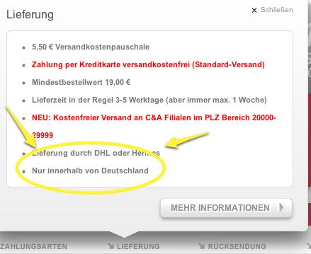 C&A Online Shop | Mode günstig kaufen - jetzt auch aus der Schweiz!